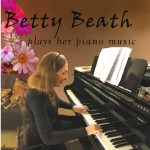 Betty Beath plays her piano music